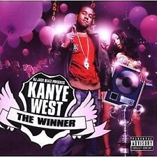 Kanye West The Winner CD NEW SEALED 2008 DJ Jack Beatz