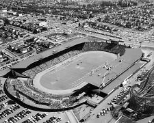 Vancouver Empire Stadium - Former Home of the BC Lions, 8x10 B&W Photo