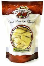 SweetGourmet Dried Apple Rings  (Dry Fruit Apples)  - 1 LB FREE SHIPPING