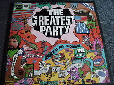 Gene Vincent-Wanda Jackson-Greatest Party LP-Rockabilly