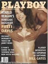 Playboy July 1994 Patti Davis Cover Traci Adell Playmate Shannon Long + MORE