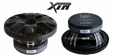 "ORION XTH84F XTH84 +2YR WRNTY 8"" 1400W 4 OHM CAR STEREO MID RANGE SPEAKERS SET"