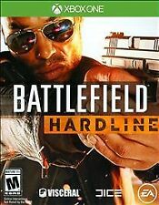 Battlefield Hardline RE-SEALED Microsoft Xbox One 1 XB XB1 XB3 GAME