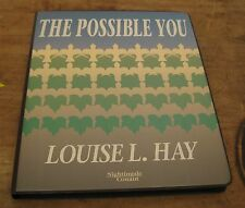 The Possible You by Louise L. Hay - Nightingale Conant - Meditation Self Help