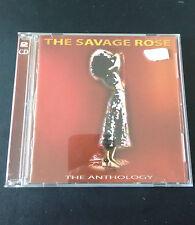 The Savage Rose - The Anthology Doppel CD neuwertig (Annisette)