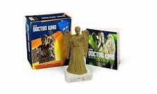 Doctor Who: Light-Up Weeping Angel and Illustrated Book by Richard Dinnick...