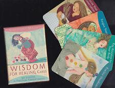 Wisdom for Healing Cards, Meditation, Orakel, Caroline Myss - in ENGLISCH - 2005