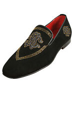 ROBERTO CAVALLI Mens Loafers Dress Shoes Leather Classic #278, Size 46 (12 US)