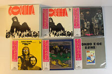 BONZO DOG BAND ~ JAPAN MINI LP CD x 5 / BOX SET ~ EXTREMELY RARE, AUTHENTIC, OOP