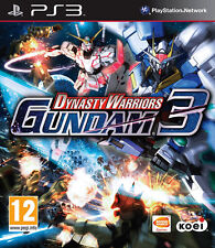 Dynasty Warriors: Gundam 3 ~ PS3 *New & Sealed*