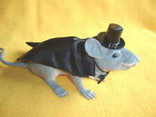 Tuxedo with Tails and Top Hat Costume for Rat from R.A.T.S.