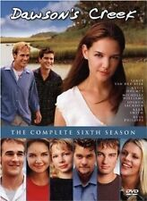 Brand New DVD Dawson's Creek - The Complete Sixth Season (1998) Katie Holmes