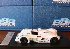 BMW V12 LMR #43 WIN SEBRING 1999 KRISTENSEN LEHTO MULLER BBR BG168 1/43 100 PCS