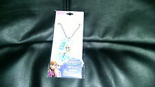 Disney Frozen Elsa Dog Tag Necklace