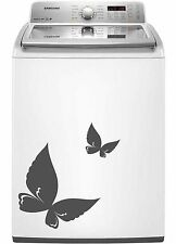 Butterfly 3 Decal Sticker for Dishwasher Refrigerator Washing Machine Stove Dorm
