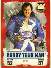 Slam Attax takeover - #239 Honky Tonk Man