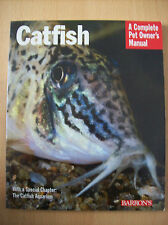Catfish A Complete Owner's Manual Paperback Barron's Elson & Lucanus New