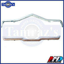 70-73 Camaro Front & Rear Bumper Kit Triple Chrome Plated AMD New