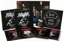 SADOMATOR - Goat Anthology BOX ARCHGOAT,SARCOFAGO,BLASPHEMY,BLACK WITCHERY