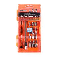 54 Bit Driver Kit Torx Screwdriver Repair Tools for Controller Phone Tablet Mac