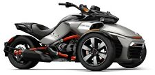NEW 2015-2016 Can-Am Spyder F3/F3S  BajaRon's Custom Performance Sway-Bar Kit