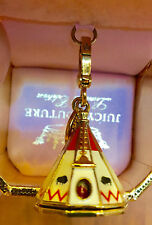 2009 NWT JUICY COUTURE LIMITED EDITION TEEPEE CHARM!!! YJRU3181