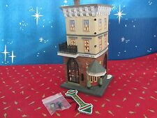 Dept 56 FOSTER PHARMACY  Christmas in the City Series  #58916  (616SH)