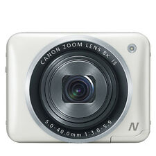 New CANON PowerShot N2 16.1MP WiFi Self-portrait Digital Camera *White