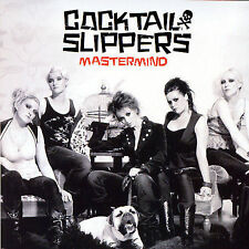 Mastermind by Cocktail Slippers (CD, Jun-2007, Wicked Cool) new sealed