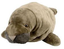 "Giant Jumbo Stuffed Manatee - by Wild Republic - 30"" - BRAND NEW - #15881"