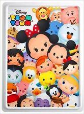 Disney Tsum Tsum Actividad Tin 2 libros de más de 50 Pegatinas Cartel Conjunto de regalo de cumpleaños
