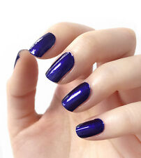 Authentic Incoco Nail Polish 16Double-Ended Strips by It's a Nail-In the Navy