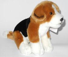 Neuware wunderschöner Hund Beagle 18cm hoch
