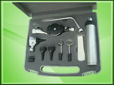 ENT Ophthalmoscope Opthalmoscope Otoscope Nasal Diagnostic Set CE NEW