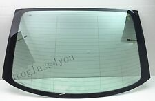 For 12-16 Volkswagen Beetle 2-DR Hatchback OEM W/ VW LOGO Rear Back Window Glass