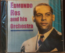 Edmundo Ros and his Orchestra CD 22 Tracks Sealed MINT on Sound Waves