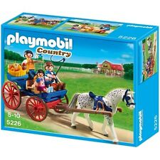Playmobil 5226 Country Horse Drawn Carriage