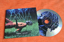 CD FANIA - NATUREL 13 TRACKS - PROMO RARE