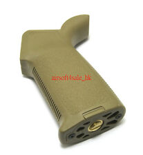 PTS MOE M4/16 AEG Motor Grip for Airsoft (TAN / Dark Earth)