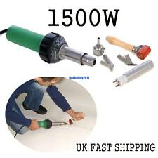 3000pa Air Pressure 1500W Plastic Welding Gun /Plastic Welder /Hot Air UK Plug