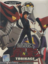 (A01) Ninja Senshi Tobikage Machine Robot ( Episode 1 - 43 End ) DVD