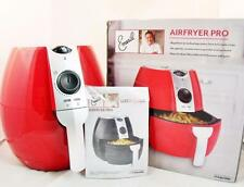 Emeril Lagasse Airfryer Pro System Red 3.5 qt No-Oil Home Healthy Deep Frying
