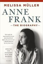 Anne Frank: The Biography-ExLibrary