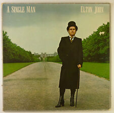"12"" LP - Elton John - A Single Man - B2290 - washed & cleaned"