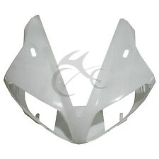 ABS Upper Front Fairing Cowl Nose For 2002-2003 YAMAHA YZF R1 YZFR1 YZF-R1 New