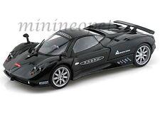 MOTORMAX 73370 PAGANI ZONDA F NURBURGRING 1/24 DIECAST BLACK