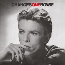 David Bowie - ChangesOneBowie [LP] (180 Gram, random Black Or Clear Vinyl)