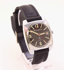 VOSTOK Chistopol Zakaz MO USSR 2234 men's military wristwatch black dial, 18 J