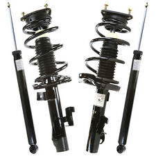 [4PC Set] 2 Front Struts & 2 Rear Shocks  For 04-09 Mazda 3
