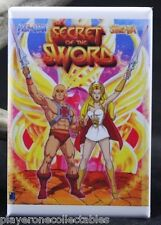 Secret of the Sword - Fridge / Locker Magnet. She-Ra He-Man